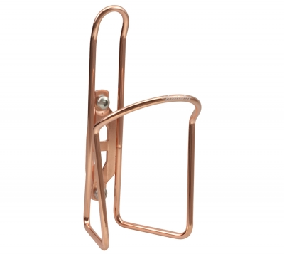 Tanaka Duralumin Bottle Cage - Copper